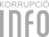 Korrupcióinfó logo